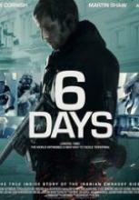 6 Days Türkçe tek film izle