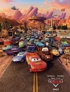 Arabalar (Cars) 1 film izle