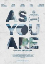 As You Are film izle