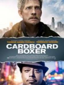 Cardboard Boxer tek part izle
