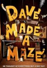 Dave Made a Maze 2017 tek film izle