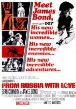 James Bond 1963 tek part izle