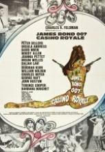 James Bond 1967 Casino Royale tek part izle