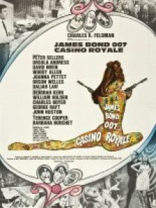 James Bond 1967 Casino Royale tek part izle