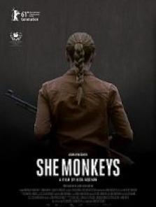 Maymun Kızlar – Apflickorna 2011 film izle