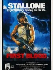 Rambo 1 film izle