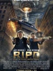 R.I.P.D. – Ölümsüz Polisler 2013 tek part izle