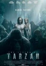 Tarzan Efsanesi tek part izle 2016
