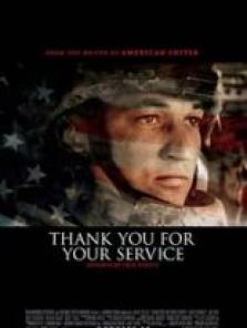 Thank You for Your Service tek part izle