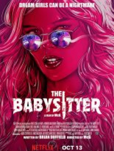 The Babysitter 2017 film izle