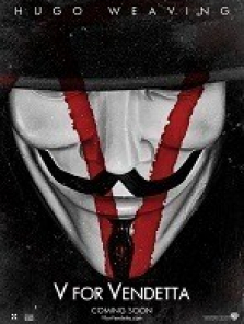 V for Vendetta 2006 film izle